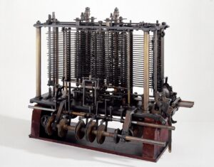 Analitikai gép