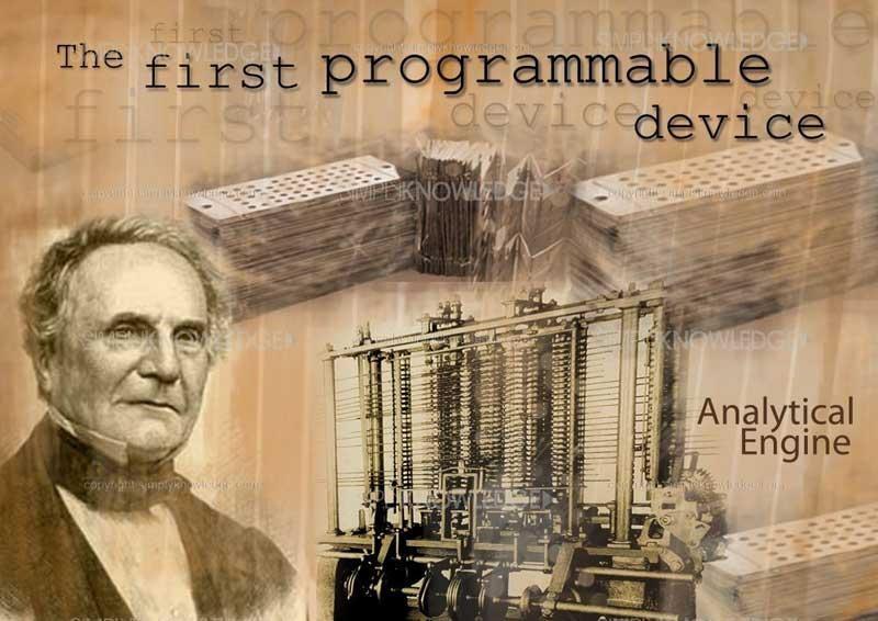 Babbage és analitikai gépe