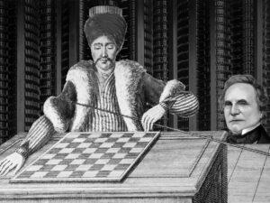 A sakkozó török